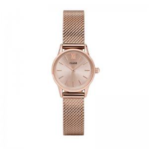 LA VEDETTE MESH FULL ROSE