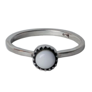 CHARMINS RING 925 ZILVER R039
