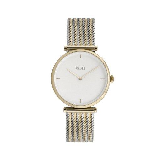 Cluse-Triomphe-horloge-goud-zilver-bagheera-zwolle-sieraden
