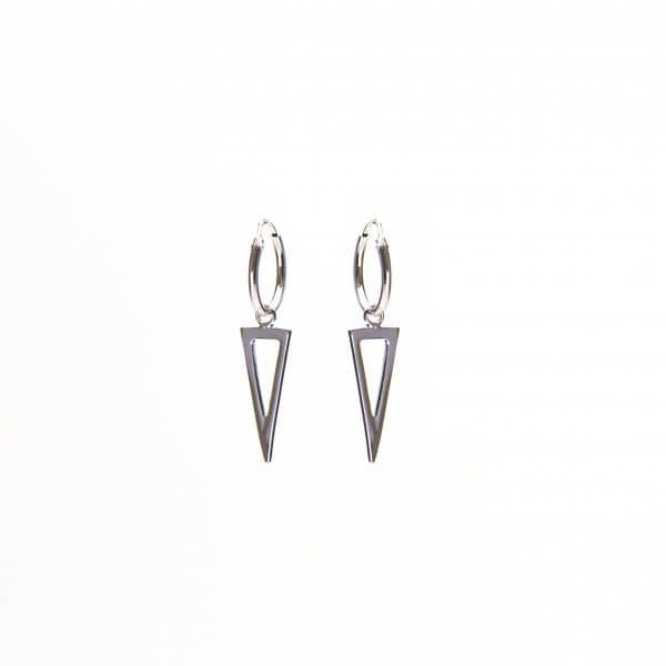 open-pegel-12mm-oorring-zilver