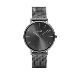 LA BOHEME MESH FULL DARK GREY