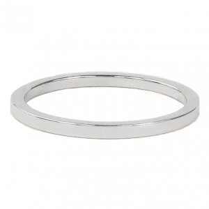 CHARMINS | STALEN SMALLE BASIS RING