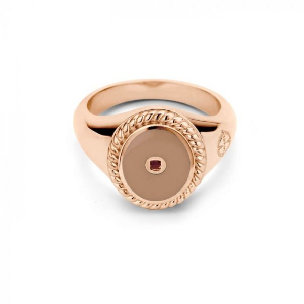 MI MONEDA ROSE/ROSE ICON ZEGELRING