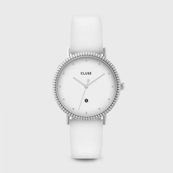 Le Couronnement | Silver White | White